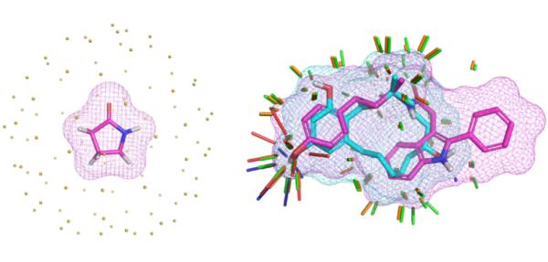 Similarity Module: eSim method for virtual screening and multiple ligand alignment